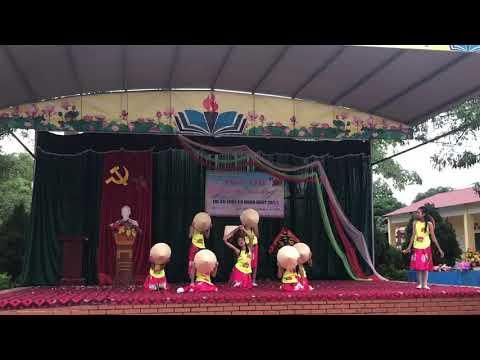"""Hát múa """"Quê tôi"""" 20/11/2019 - Lớp 6B - Trường THCS Bình Thuận"""