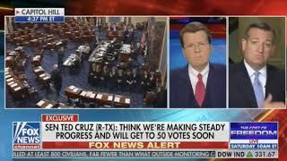 Sen. Cruz on Fox News - November 30, 2017