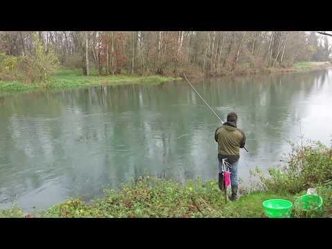 Pesca pagata in regione Di Tula
