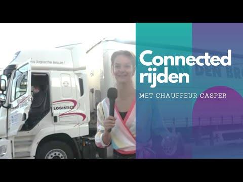 Vlog 5: ritje met de chauffeur