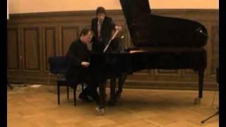 Art-Oliver Simon - Klavierstück VII/Ulrich Roman Murtfeld-piano