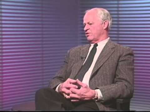 Gordie Howe - On School and Fighting in the NHL