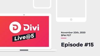 divi-live-at-five-november-20th-2020