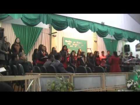 Festa de Aniversario dos 50 Anos da Assembleia de Deus Distrito 12