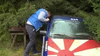 Spróbował odpalić samochód, który rok stał w krzakach [Wojny samochodowe]