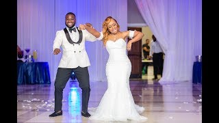 Our Wedding Video!!! Best Day Ever! It Was Lit! | Life With T&B