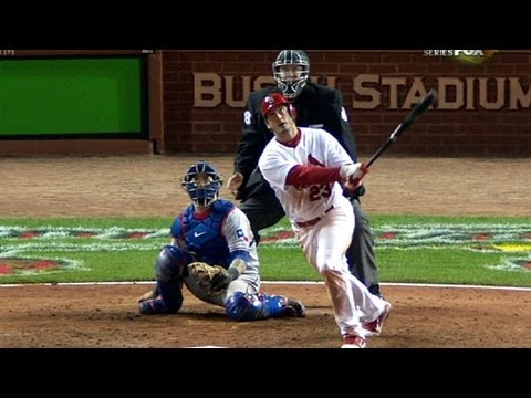 Download 2011 WS Game 6: Freese Leads Cardinals Comeback HD Mp4 3GP Video and MP3