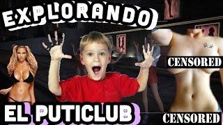 Explorando El Puticlub (GTA 5 )