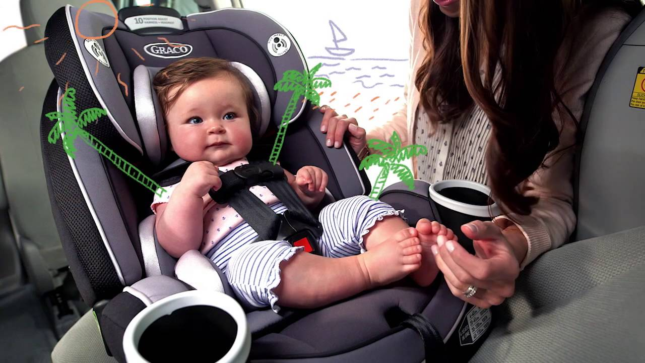 Graco Infant Car Seat Stroller Instructions 4ever 4 In 1 Convertible Car Seat Gracobaby