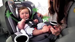 #Graco 4Ever All-in-1 Car Seat