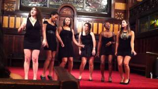 """O-Show 2011 - Essence singing """"Good Girl"""" by Chrisette Michele"""