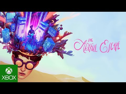 The Artful Escape : Trailer du XO19