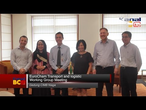 EuroCham Transport and logistic Working Group Meeting