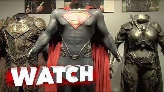 Warner Bros Studio Tour: Exclusive Look at the Hollywood Studio - Friends, Batman, More