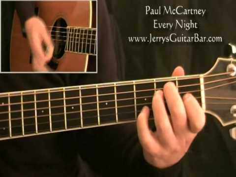 Paul Mccartney Tabs And Chords Ultimate Tabs