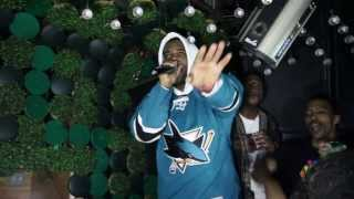 ASAP FERG ROCKS DJ WHOO KID's BIRTHDAY BASH  at GREENHOUSE NYC !