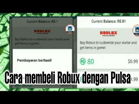 Roblox | Cara Beli Robux Pake Pulsa (Bahasa Indonesia) BACA DESKRIPSI