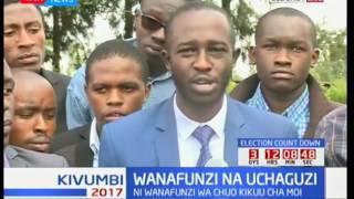Wanafunzi na Uchaguzi : Viongozi wa Chuo Kikuu cha Moi waongea kuhusu uchaguzi