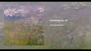 Estudiantina, Op. 191