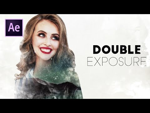 Double Exposure After Effects Tutorial | Effect For You