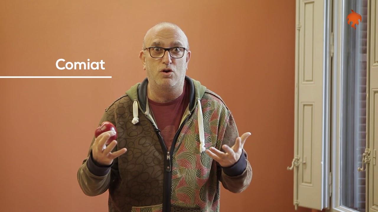 Pere Cornellà - Com generar emoció en un edcamp?