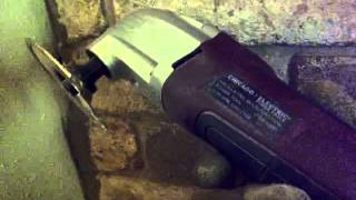 Oscillating Multifunction Power Tool 02 Field Test Update