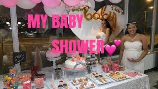 MY BABY SHOWER vlog | So beautiful 💕