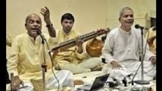 Hyderabad Brothers-Shobhane-Pantuvarali-Rupakam-Thyagaraja