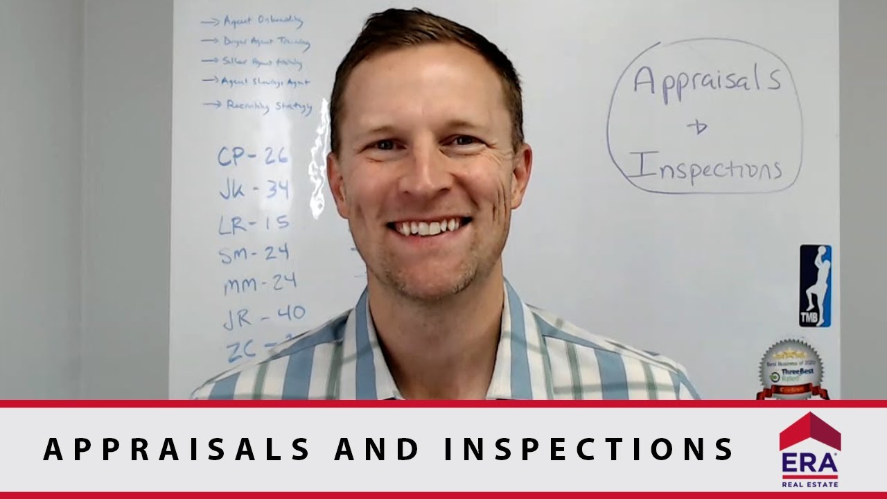 The Difference Between Appraisals and Inspections
