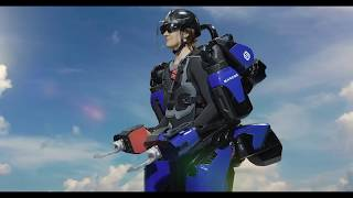 Sarcos Guardian® XO® Full-Body Powered Exoskeleton: Overview & Demonstration