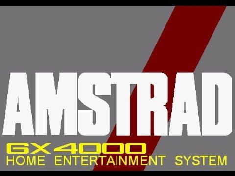 création d'un jeu vidéo sur Amstrad GX4000 – Épisode bonus