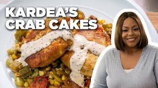 Kardea Browns Crab Cake Recipe | Food Network