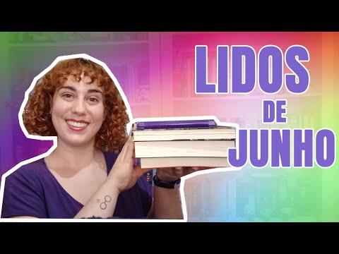 LEITURAS DE JUNHO 2020   Baú Literário