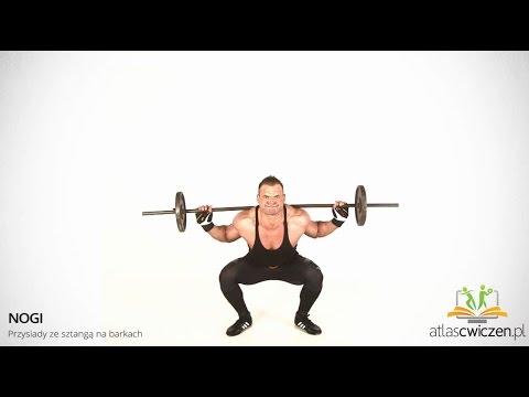 Ciał stałych w mięśniach