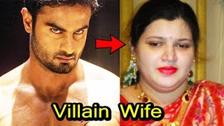7 Unseen Wives Of New Generation Bollywood Villains in 2017