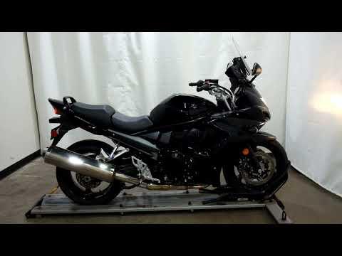 2011 Suzuki GSX1250FA in Eden Prairie, Minnesota - Video 1