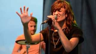 Dragonette - Let It Go Live 2013