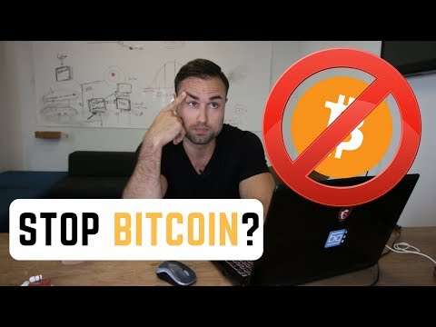 Can The Government Stop Bitcoin?