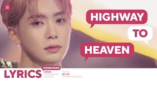 NCT 127   Highway To Heaven English Ver. Lyrics (Messenger Lyrics)