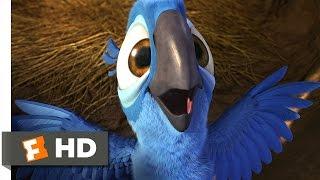 Rio (1/5) Movie CLIP - Real in Rio (2011) HD