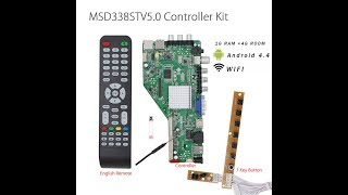 NEW MODEL ANDROID BOARD TP HV320 PB801 MOBIL TO TV SCREEN