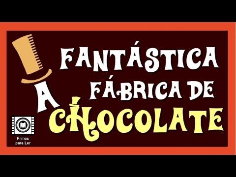 Filmes para Ler #4 | A Fantástica Fábrica de Chocolate