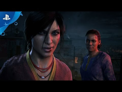 UNCHARTED: The Lost Legacy - PlayStation Experience 2016: Announce Trailer | PS4 thumbnail
