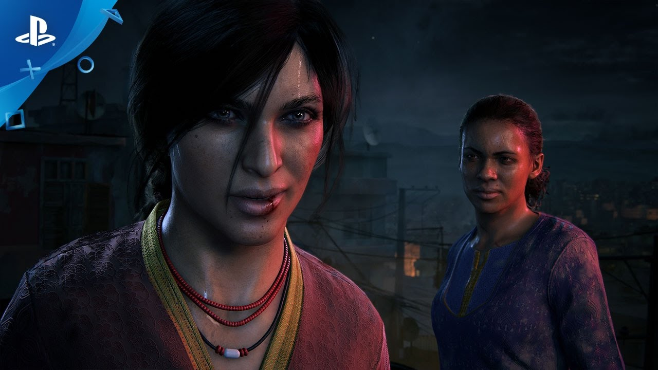 Uncharted: The Lost Legacy Chega ao PS4 no Próximo Ano