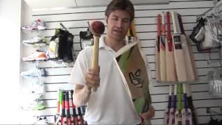 How to Knock in Your Cricket Bat - Part 1 of 2: Selecting the Right Mallet