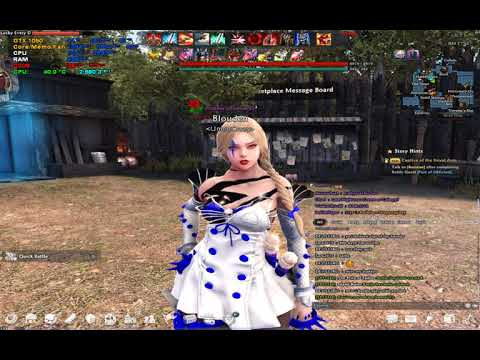 Vindictus with nice FPS + Ambient Occlusion - Vindictus