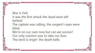 Exciter - War Is Hell Lyrics