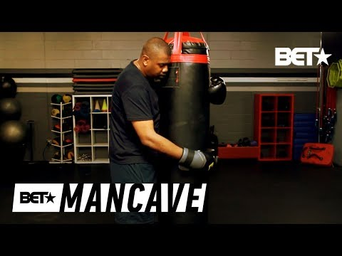 Does Tank's Workout Routine Rival Michael B Jordan's? Wakanda Body Forever! | BET's Mancave
