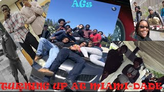 AGs - Random Turn UP Session at Miami-Dade College