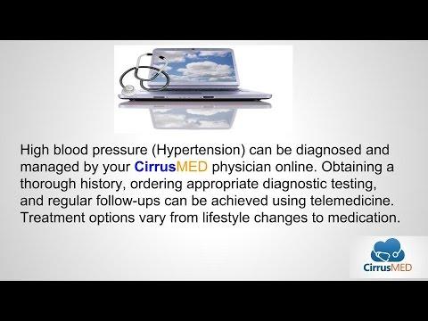 Ob hypertensive gießen